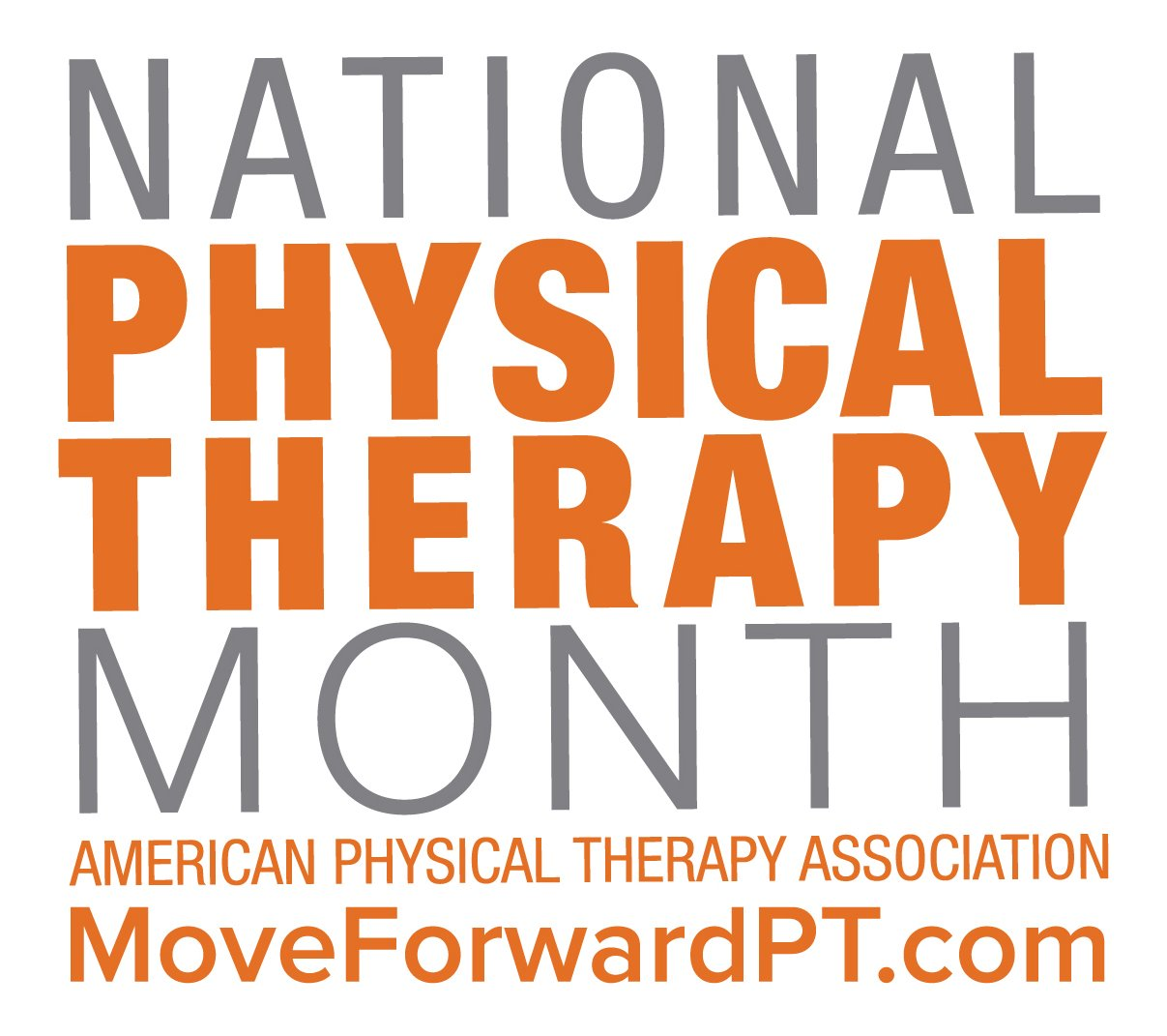 National Physical Therapy Month 2018